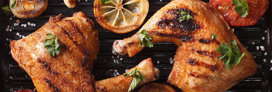 grillades-de-poulet
